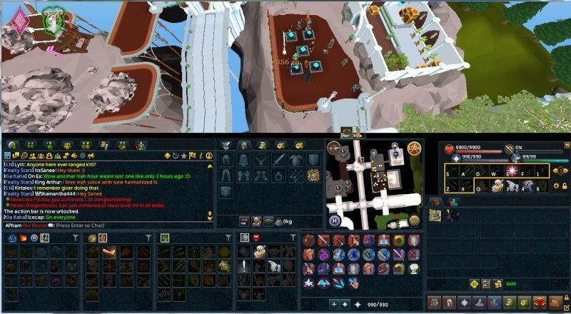 Runescape Interfaces Layout11