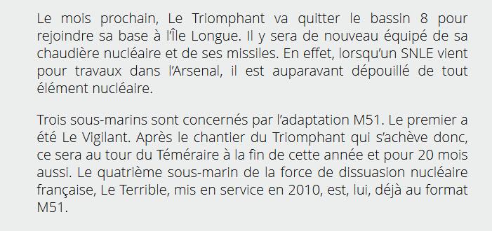 LE TRIOMPHANT (SNLE) Triomp11