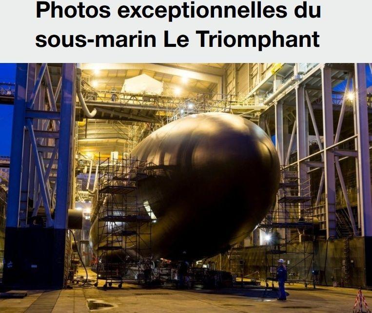 LE TRIOMPHANT (SNLE) Triomp12