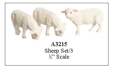 Animaux pour villages - Page 2 Mouton10