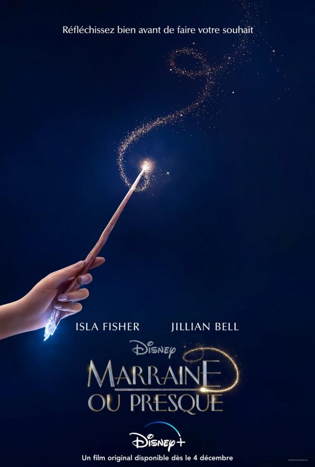 Marraine ou Presque [Disney - 2020] 12643210