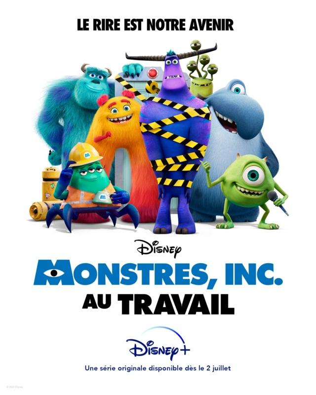 Monstres & Cie : Au Travail [Disney Television - 2020] - Page 2 18730910