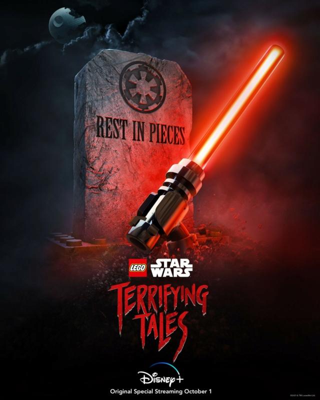 LEGO Star Wars : Histoires Terrifiantes [Lucasfilm - 2021] 23044810