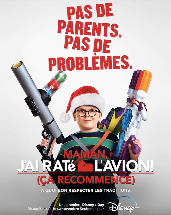 Maman, J'ai Raté l'Avion ! (Ça Recommence) [20th Century - 2021] 24540810