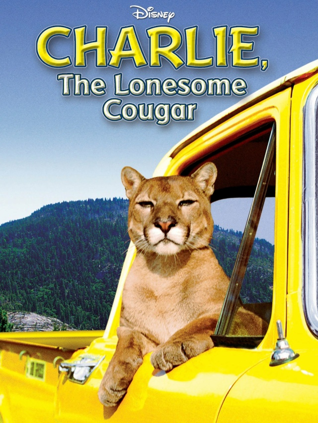 Charlie le cougar (Charlie, the Lonesome Cougar) 1967 91pel610