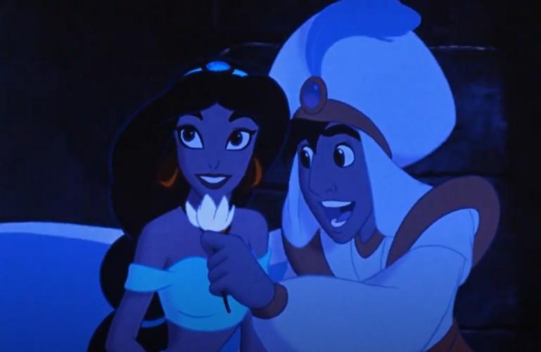 Aladdin [Walt Disney - 1992]  - Page 11 Aladdi10
