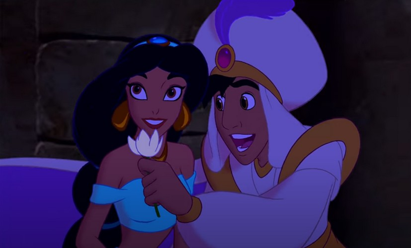 Aladdin [Walt Disney - 1992]  - Page 11 Aladdi11