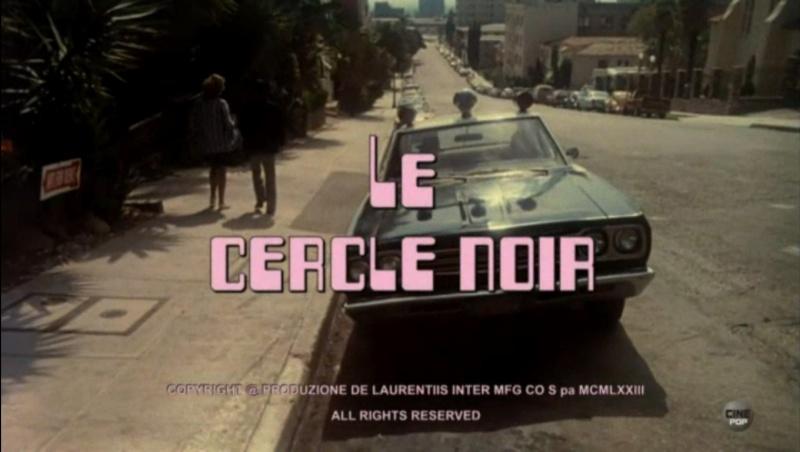 le cercle noir -  Le Cercle Noir (Michael Winner, 1972) Cercle11