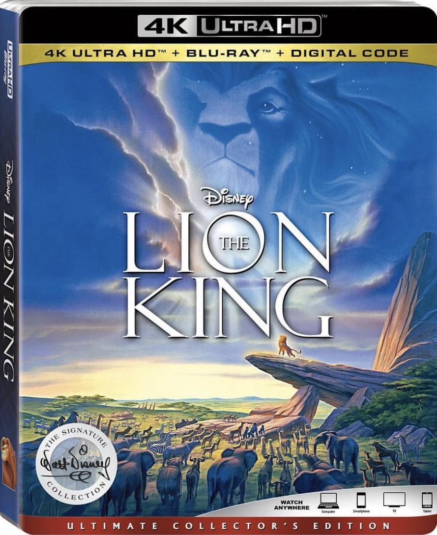 Le Roi Lion [Walt Disney - 1994] - Page 16 Img_5410
