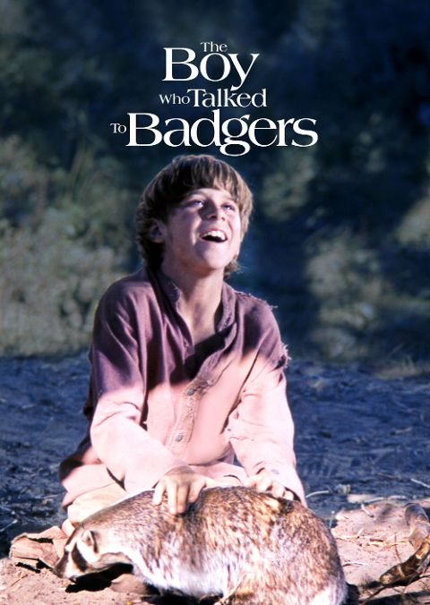 Badger, le blaireau  (The Boy Who Talked to Badger) tv 1975 Mv5byw10