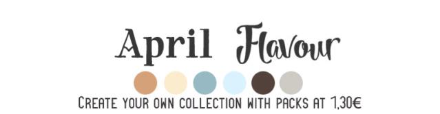 APRIL FLAVOR - BEAUTIFUL JOURNEY OF SPRING - samedi 6 avril / saturday april 6th Bannie24