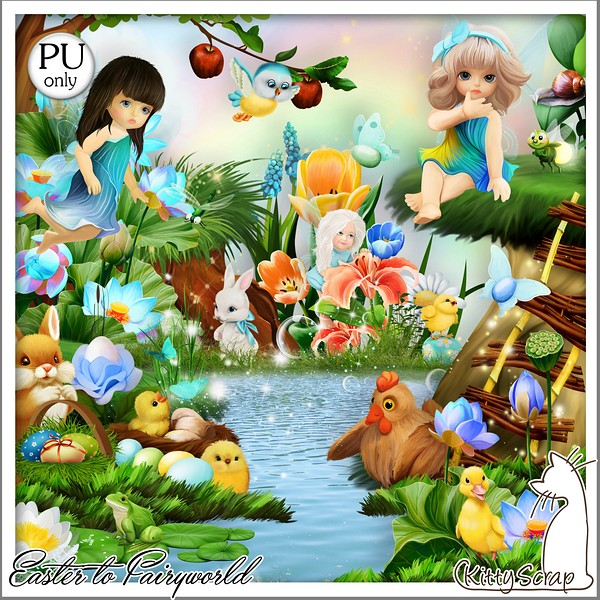 EASTER TO FAIRYWORLD - jeudi 25 avril / thursday april 25th Folder25