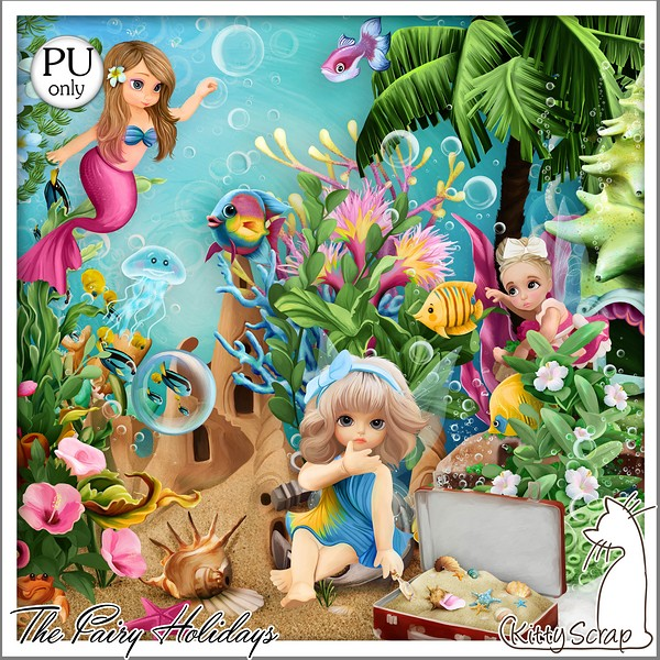 THE FAIRY HOLIDAYS - jeudi 25 juillet / thursday july 25th Folder31