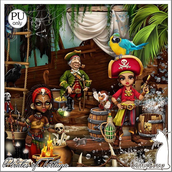 PIRATES OF TORTUGA - jeudi 8 aout / thursday august 8th Folder33