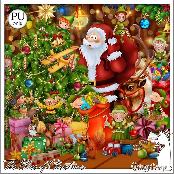 THE ELVES OF CHRISTMAS - Lundi 9 décembre / monday december 9th Folder45