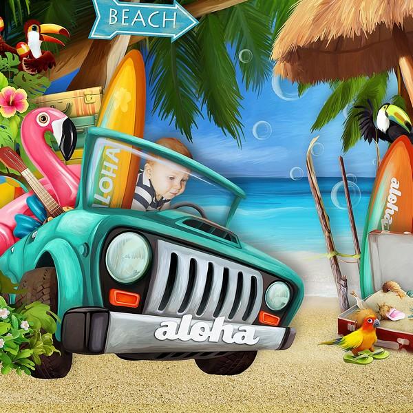 Aloha 1 Juillet Kastag46