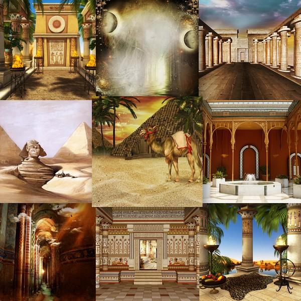 VOYAGE EN EGYPTE - lundi 7 septembre / monday september 7th Kitty107