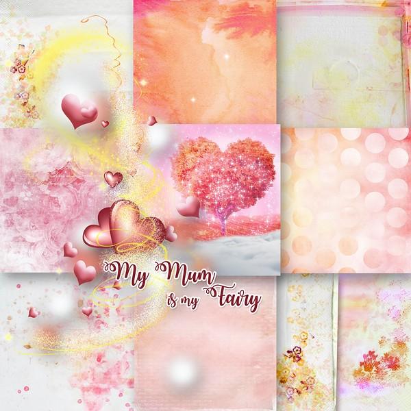 MY MOM IS MY FAIRY - jeudi 16 mai / thursday may 16th Kitty435