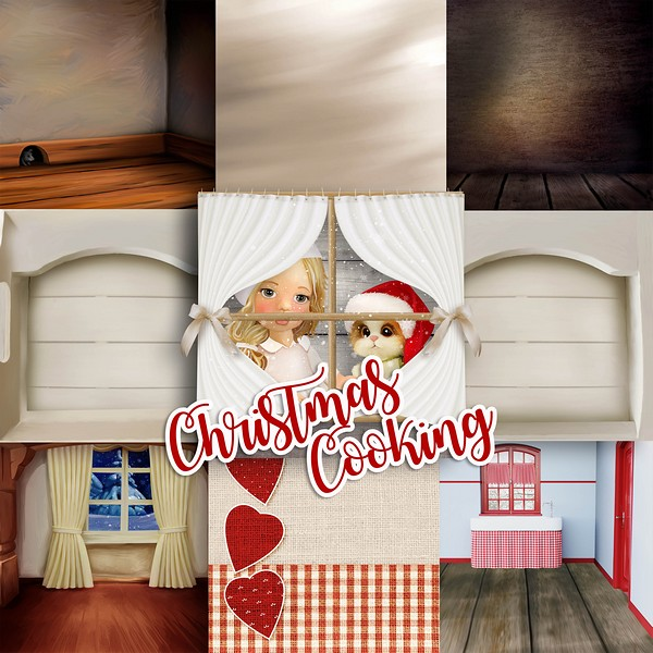 MY CHRISTMAS COOKING RECIPES - jeudi 16 janvier / thursday january 16th Kitty488