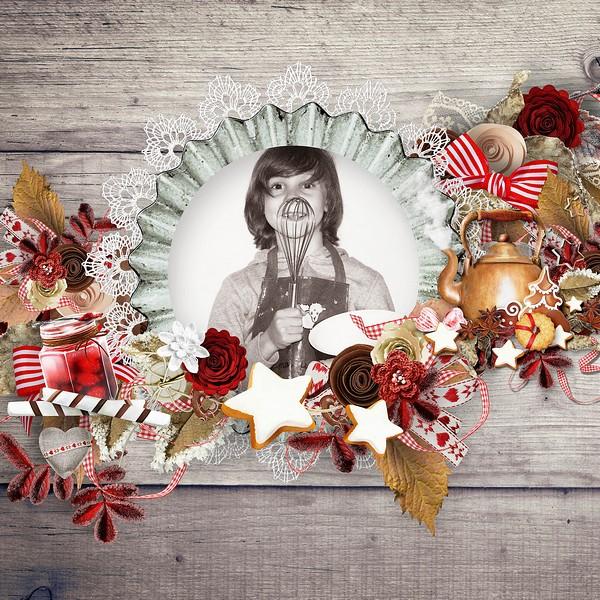 MY CHRISTMAS COOKING RECIPES - jeudi 16 janvier / thursday january 16th Kitty499