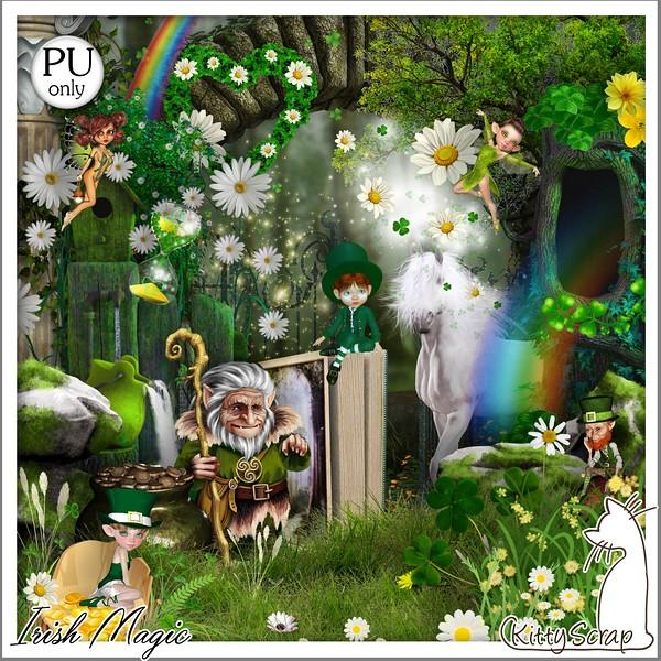 IRISH MAGIC - jeudi 12 mars / thursday marsh 12th Kitty513