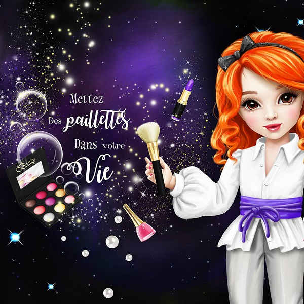 BEAUTY ARTIST - lundi 23 mars / monday marsh 23th Kitty528