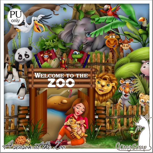 A SEASON AT THE ZOO - jeudi 25 juin / thursday june 25th Kitty561