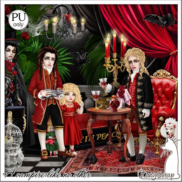 A VAMPIRE LIKE NO OTHER - jeudi 5 novembre / thursday november 5th Kitty587