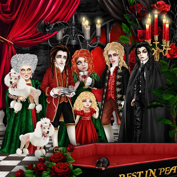 A VAMPIRE LIKE NO OTHER - jeudi 5 novembre / thursday november 5th Kitty589