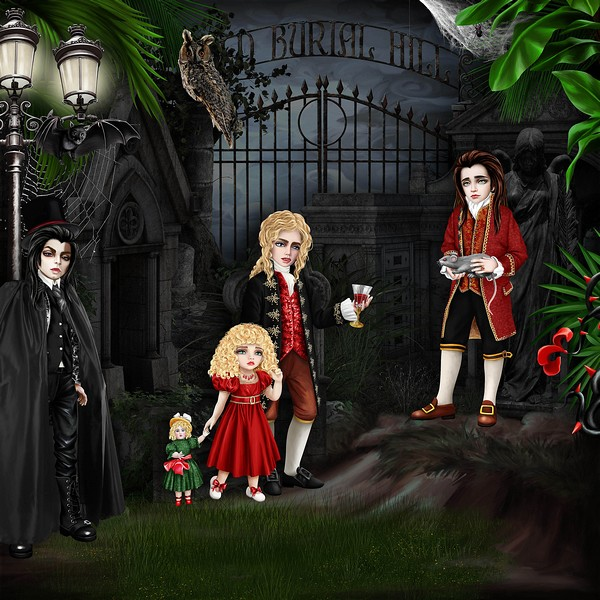 A VAMPIRE LIKE NO OTHER - jeudi 5 novembre / thursday november 5th Kitty590
