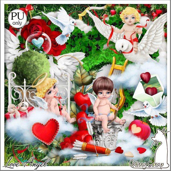 LOVE ANGEL - vendredi 12 février / friday february 12th Kitty636