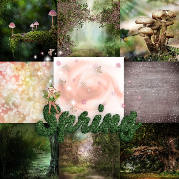 SWEET FAIRY GARDEN - lundi 19 avril / monday april 19th Kitty676