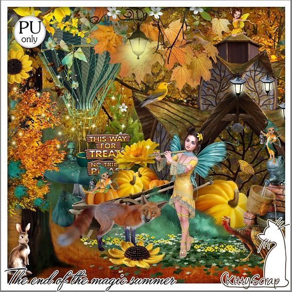 THE END OF THE MAGIC SUMMER - jeudi 23 septembre / thursday september 23th Kitty728