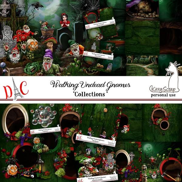 WALKING UNDEAD GNOME - lundi 2 novembre / monday november 2nd Previe53