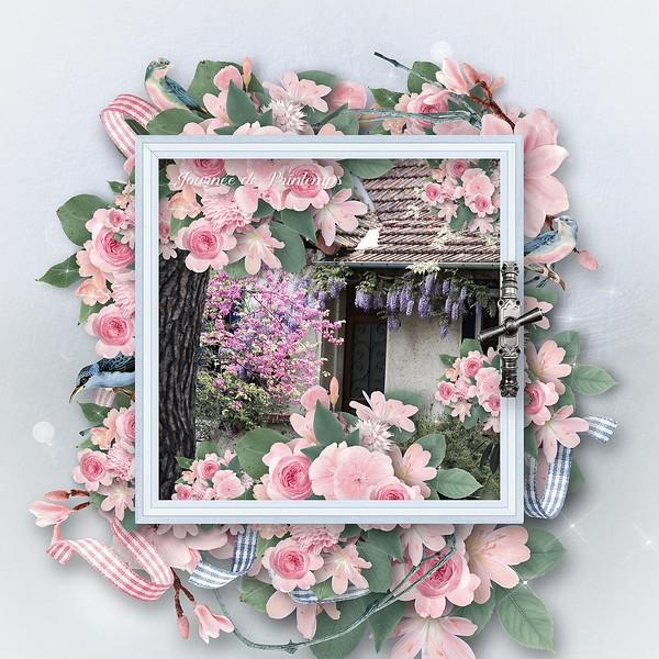 18 Mai : Window on Flowers Simple49