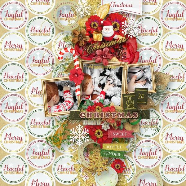 10 décembre : Christmas Time - Page 2 Simple58