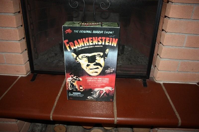 SIDESHOW: Frankenstein 1r11