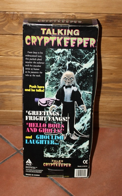 Crypt Keeper 210
