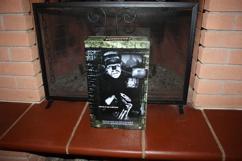 SIDESHOW: Frankenstein 2r11
