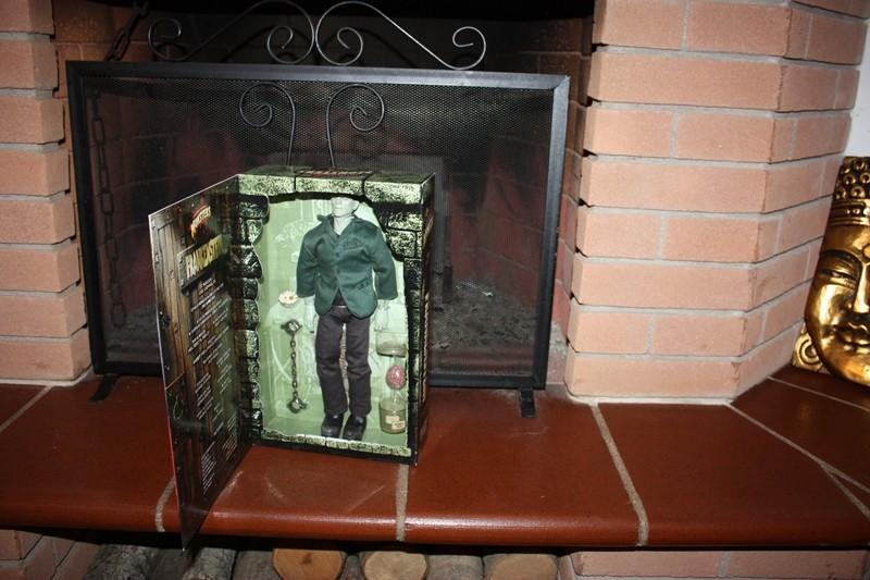 SIDESHOW: Frankenstein 3r11