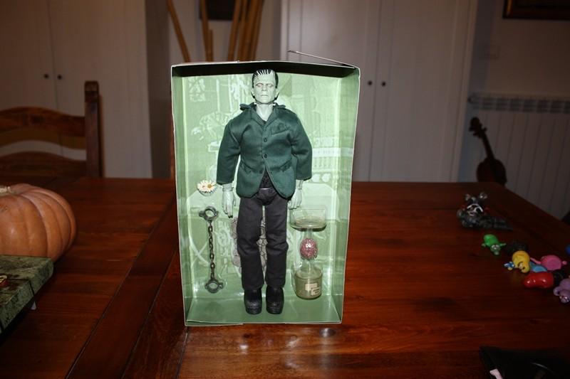 SIDESHOW: Frankenstein 4r12
