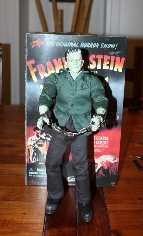 SIDESHOW: Frankenstein 5r11