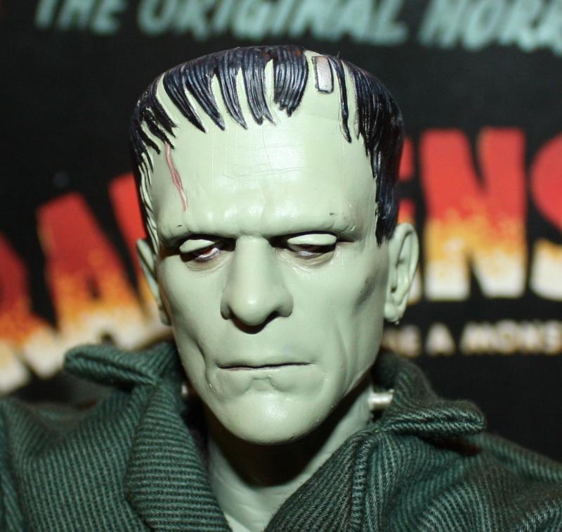 SIDESHOW: Frankenstein 6r12