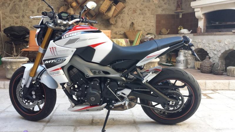 Photos de toutes les Yamaha MT-09 du forum ! :) Y_gabb10