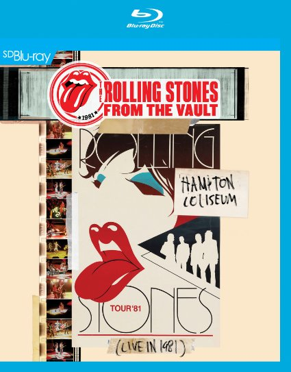 The Rolling Stones - From The Vault  Hampton Coliseum 1981 81sihi10