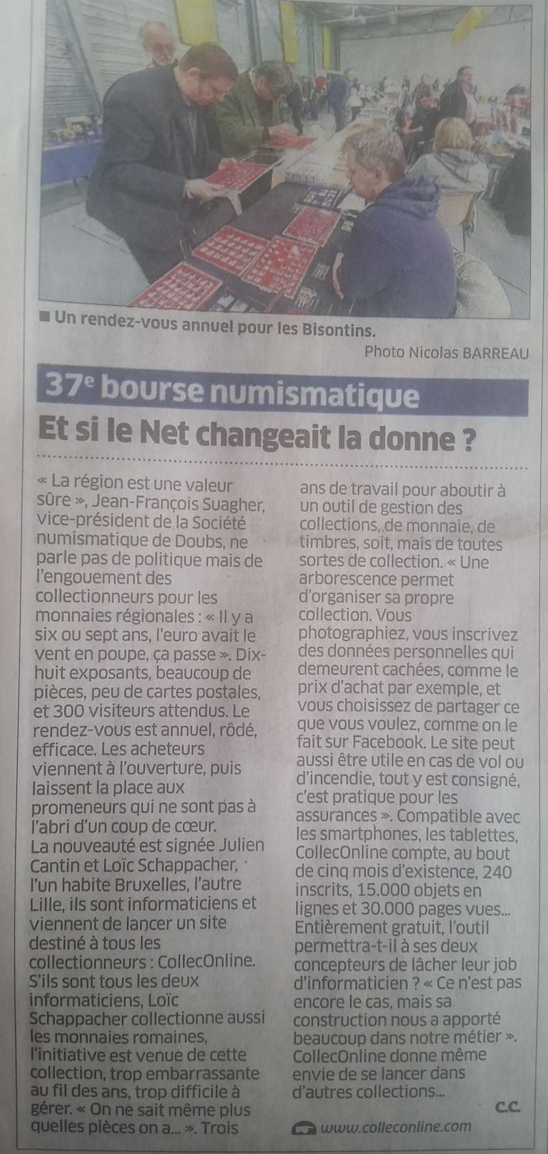 Article sur Colleconline Est_re10