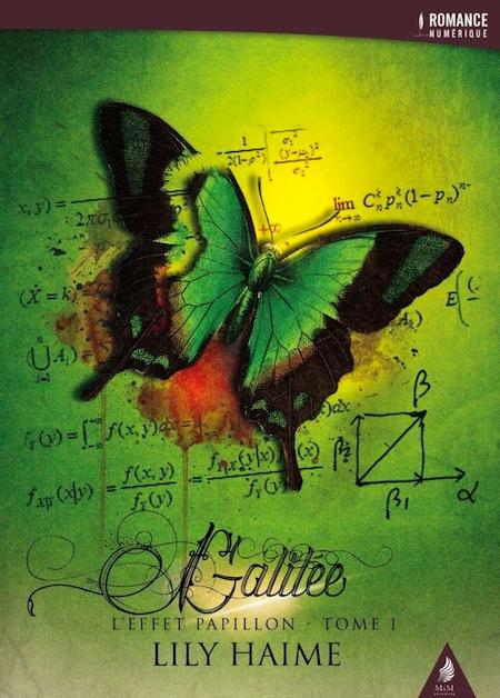 L'effet papillon - Tome 1 : Galilée de Lily Haime Galily10