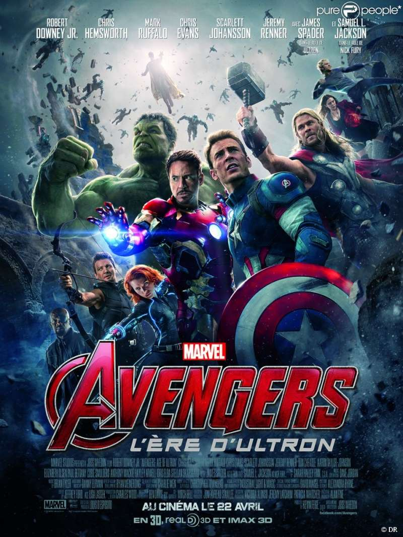 Avengers: L'Ère d' Ultron A110