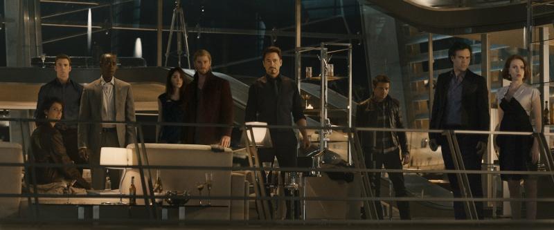 Avengers: L'Ère d' Ultron A310
