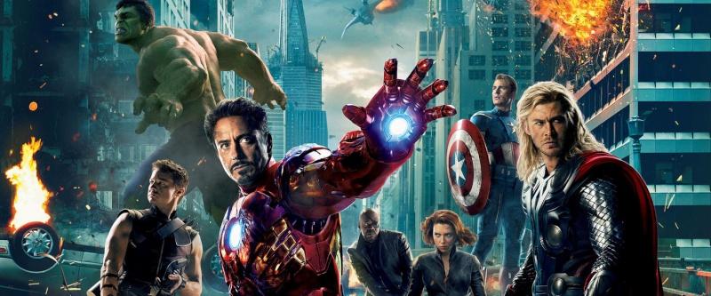Avengers: L'Ère d' Ultron A510